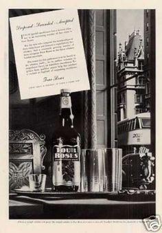 Four Roses Whiskey (1940)