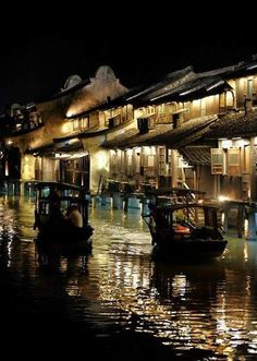 suzhou o my goodness I have been there!