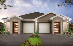 modern duplex design