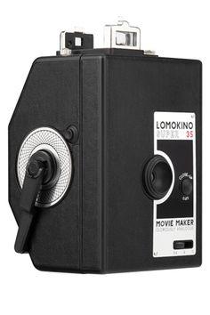 LomoKino Movie Maker, $79, available at Lomography.