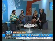 Mustafunk En temprano para tarde - Entrevista + Mr Lewis 2014