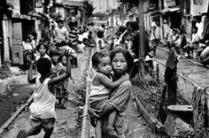 Manila slum. Philippines, 1999 © Sebastião Salgado/AMAZONAS Images