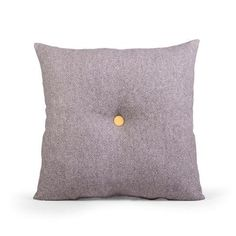 Heritage Woven Buttoned Cushion | Dunelm