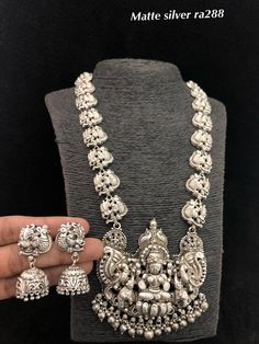 Temple jewellery available at Ankh Jewels for booking WhatsApp on +91 9619291911....