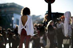 Paris Moda Haftası Sokak Stilleri: 8. Gün - Fotoğraf 1 - InStyle Türkiye