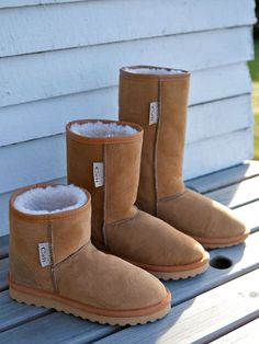 Classic Boots - Calf Height, from Celtic Sheepskin, like better quality and cheaper uggs! Uggs For Cheap, Sheepskin Boots, Ugg Boots, Celtic, Calves, Gifts For Her, Footwear, Lady, Classic