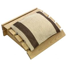Päänalunen & pellavainen saunatyyny Wood Crafts, Diy And Crafts, Saunas, Handicraft, Woodworking, Teaching, Handmade, Moma, Shopping