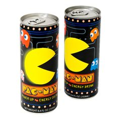 Fully licensed by NAMCO, this retro-styled beverage is every gaming geek's dream (if they ever actually get to sleep). How does it taste? Like cherries, of course!