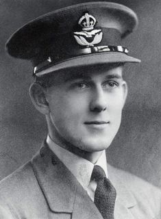 "P/O Douglas H ""Grubby"" Grice of 32 Squadron was shot down 3 times during 6 weeks of fighting in 1940. On 15 August, having already notched up 8 victories, an incendiary bullet flashed over his left wrist and into the instrument panel, piercing the fuel tank and setting the aircraft on fire. Falling out when his aircraft turned over, he spent a prolonged dip in the sea that aided the healing process of the burns he had suffered to the face and the wrists."