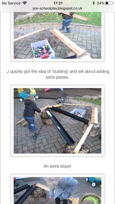 Outdoor Learning, Forest School, Plank, Building, Buildings