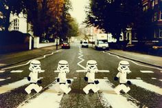The Secret Life of Stormtroopers, a Photography Series by Andy Wells