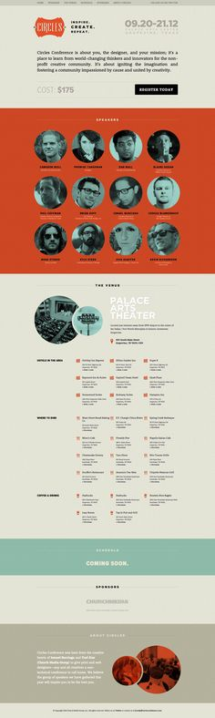 Circles Conference 2012 Big Screenshot
