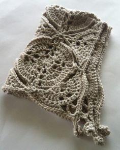 Amazing crochet pattern - made of three parts