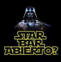 star bar abierto top humor yecla ofertas star wars semana frikie