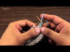 How to Knit the Russian Bind Off