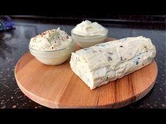 (32) Türkischer Frischkäse mit nur 3 Zutaten! Alle werden begeistert sein - YouTube Cooking Cheese, How To Make Cheese, Food Videos, Crock, Diet Recipes, Deserts, Food And Drink, Butter, Homemade