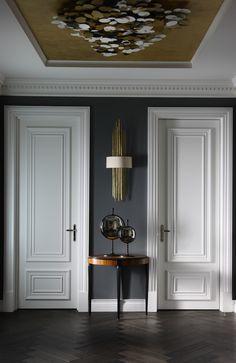 Холл   #коридор #серый #холл Ещё фото http://iqpic.ru/%d1%85%d0%be%d0%bb%d0%bb-5