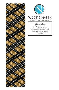 Peyote Stitch Patterns, Beading Patterns, Color Patterns, Word Symbols, Color Names, Seed Beads, Count, Prints, Gatsby
