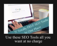 [FREE SEO TOOLS] Here are 77 #FREE #SEO #Tools you can use to help in your #SEM http://wu.to/YjVC39