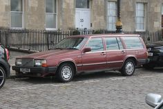 Volvo 760 GLE State de 1987 by Charlie Cars
