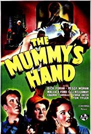 Watch The Mummy S Hand 1940 Full Hd Online Poster Adventure