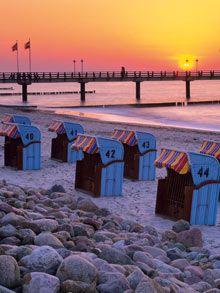 Baltic Coast, Germany T: verweile doch, du bist so schoen