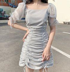 Korean Girl Fashion, Korean Fashion Trends, Ulzzang Fashion, Korea Fashion, Cute Fashion, Asian Fashion, Fashion Guide, Classy Fashion, Ulzzang Girl