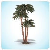 Artificial Palm Trees, Lighted Palm Trees, Fake Palm Trees | Treetopia