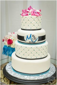 Blue Black and Pink Wedding Photos, Galena Convention Center, Galena IL, UnPosed Photography