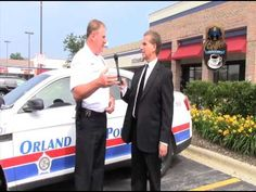 Orland Park Police Department - Coffee With A Cop