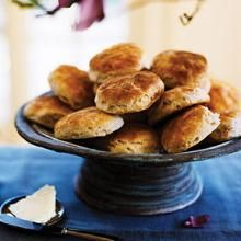 John Besh's Fluffy Breakfast Biscuits