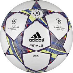 Soccer Balls - Rebel Sport - adidas Finale 11 White / Ultra Lilac Soccer Ball
