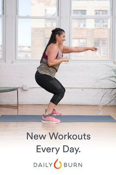 Work out anytime, anywhere, with Daily Burn's steaming workout videos, now featuring a new workout every day! Start your 30-day free trial and choose from our live and on-demand workouts, all available on your favorite device.