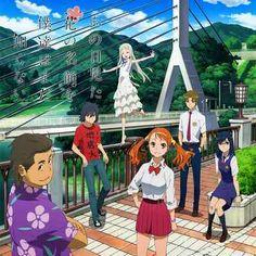 Ano Hi Mita Hana no Namae o Bokutachi wa Shiranai (Ano Hana) OST   Animes-Mangas-DDL
