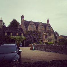 The Cotswold Plough Hotel, Clanfield, Oxon