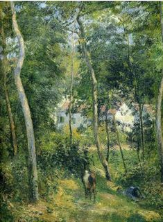 Cleveland Artwork, Cleveland Museum Of Art, Manet, Renoir, Camille Pissarro Paintings, Post Impressionism, French Artists, Beautiful Landscapes, Van Gogh