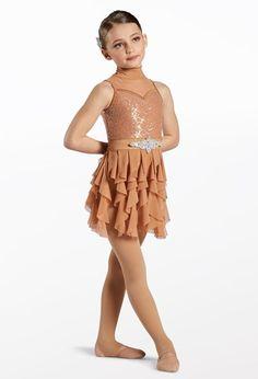 Weissman® Lyrical Costumes, Bodice, Neckline, Dance Dresses, Elegant Dresses, Leotards, Hair Clips, Perfect Fit, Sequins