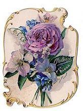 Delightful Vintage Card...