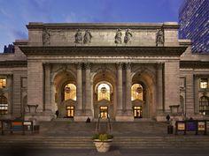 New York Public Library, Stephen A. Schwarzman Building--rumah bagi new york public library