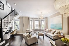 Stunning Duplex with 3BR & 3BA  ...   111 West 82nd Street 2A, Upper West Side, NYC, Represented exclusively by Louise Phillips Forbes, Jonathan D. Schulz, Jason Miller, and Claire Ingrassia. See more eye candy on this home at http://www.halstead.com/12777952.