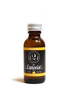 The Canoeist Beard Oil - Vetiver & Birch scented - Essential Oil Scented Beard Conditioner - Special Edition - by The 2 Bits Man (1 oz.) - Grapeseed oil, birch essential oil, vetiver essential oil, cedarwood essential oil, vitamin E oil