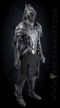 larp-pics: Dark Souls armor is gorgeous Artorias Leather Fantasy Armor Dark Souls by =Azmal