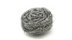 """Brillo Pad Cleaning Trick: """"I wet a Brillo pad to clean my glass shower doors—it cleans soap scum and water spots faster and easier than anything else I've tried. (And no, it won't scratch the glass),"""" says Donna Smallin Kuper. Deep Cleaning Tips, Household Cleaning Tips, Green Cleaning, House Cleaning Tips, Diy Cleaning Products, Spring Cleaning, Cleaning Hacks, Cleaning Solutions, Cleaning Checklist"""