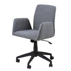 Bürodrehstuhl Binetto - Webstoff / Nylon roomscape Modern