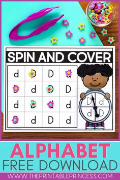 Along with this 26 page alphabet freebie, Kindergarten teachers will also receive teaching tips, tricks, ideas, and exclusive freebies. Plus you'll be the first to know of new product releases, sales, and other fun stuff.