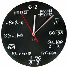 Here's one way to encourage math skills!