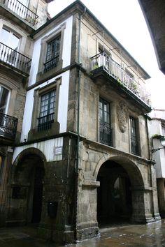 Santiago de Compostela España