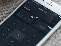 Daposit Funds Card Picker by Vladimir Babic