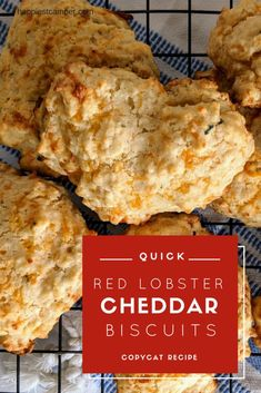 Red Lobster Cheddar