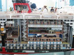 Mid-Ship Cross-Section by reidmix, via Flickr
